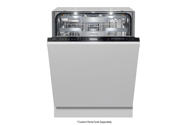 "Large image of Miele 24"" K2O Panel-Ready Fully Integrated Dishwasher XXL w/ AutoDos (ADA) - 11388260"
