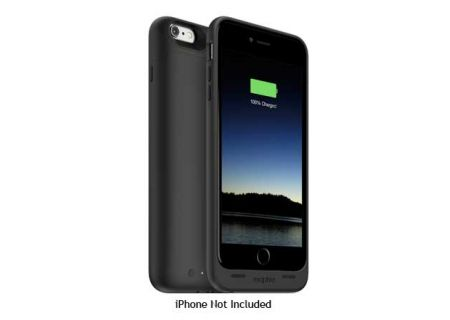 mophie - 3071_JPP-IP6-BLK - Portable Chargers/Power Banks
