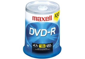 Maxell - 638014 - Recordable DVD Discs