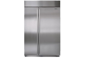 Sub-Zero - BI-48SID/S/PH - Built-In Side-By-Side Refrigerators