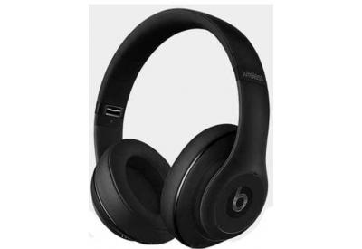 Beats By Dre Matte Black Studio Wireless Headphones - MHAJ2AM/A