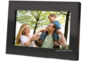 Coby - DP700BLK - Digital Photo Frames