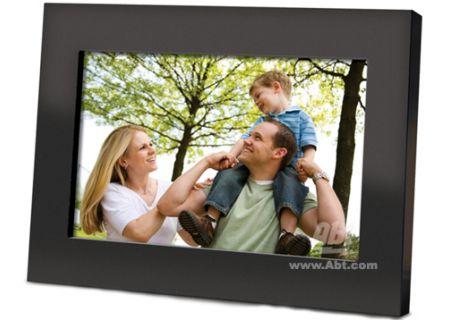 Coby - DP700BLK - Digital Photo Frames