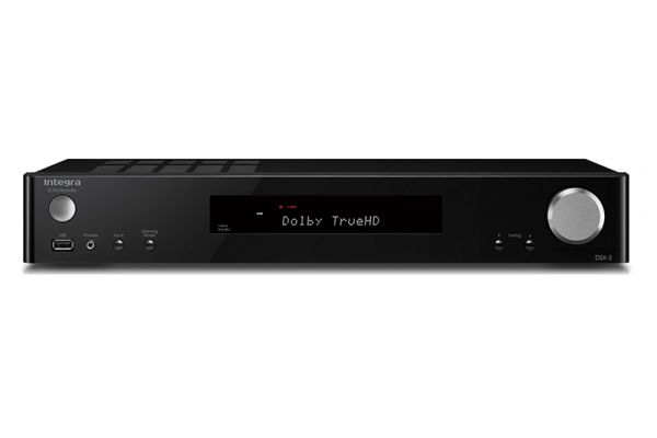 Integra Black 5.1 Channel Network A/V Receiver - DSX-3