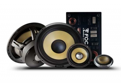 Focal - ES165KX3 - 6 1/2 Inch Car Speakers
