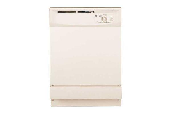 "GE 24"" Bisque Built-In Dishwasher - GSD2100VCC"
