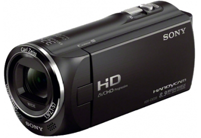 Sony - HDR-CX230/B - Camcorders