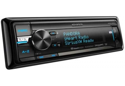 Kenwood - KDC-655U - Car Stereos - Single Din
