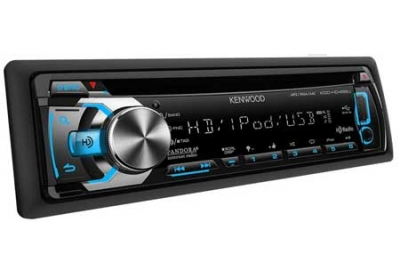 Kenwood - KDC-HD455U - Car Stereos - Single Din