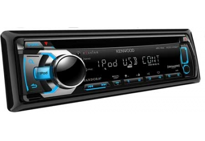 Kenwood - KDC-X397 - Car Stereos - Single Din