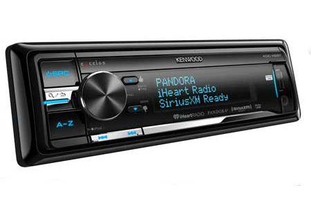 Kenwood - KDC-X697 - Car Stereos - Single DIN