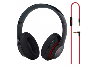 Beats By Dr. Dre Black Studio Over-Ear Wired Headphones - MH792AM/A