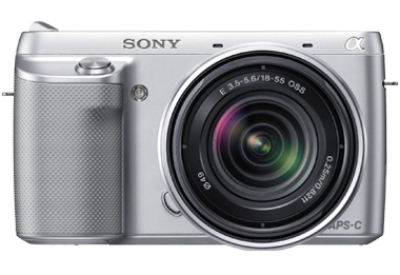 Sony - NEXF3KS - Digital Cameras