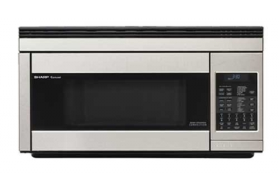 Sharp - R1874S - Microwaves