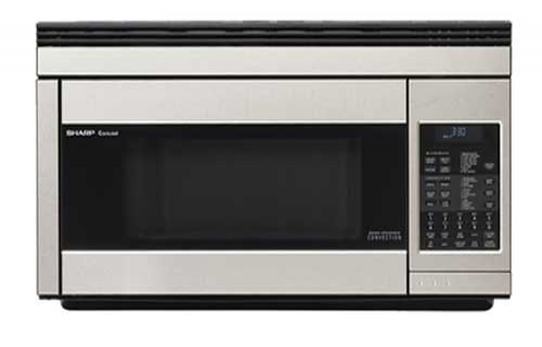 Sharp Over The Range Microwave Hood Combination R1874s