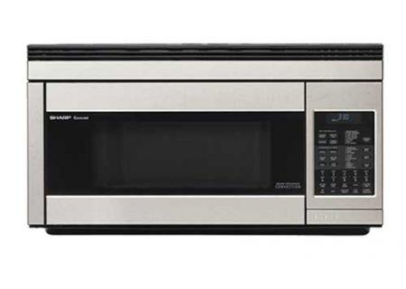 Sharp - R1874S - Over The Range Microwaves