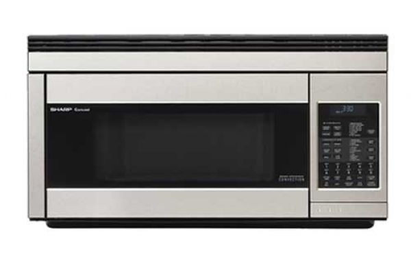 Large image of Sharp Over-The-Range Microwave Hood Combination - R1874TY