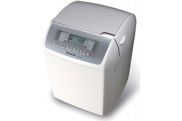 Panasonic Raisin and Nut Dispenser Automatic White Bread Maker - SD-RD250