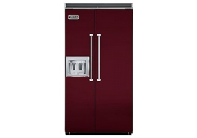 Viking - VCSB5421DBU - Built-In Side-By-Side Refrigerators