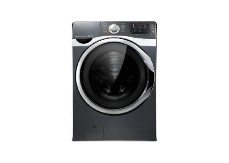 Samsung - WF455ARONX - Front Load Washing Machines