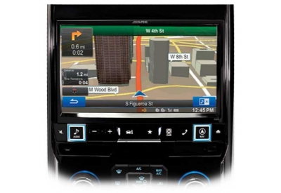 Alpine - X009FD1 - In-Dash GPS Navigation Receivers