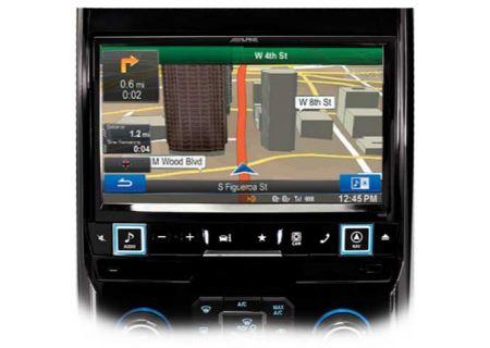 Alpine - X009FD1 - In-Dash GPS Navigation Receivers