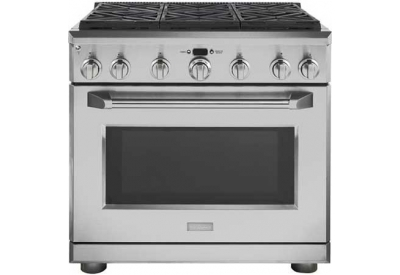 Monogram - ZDP366NPSS - Dual Fuel Ranges