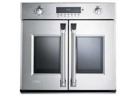 Monogram 30 Professional Stainless Steel French Door Wall Oven Zet1fhss