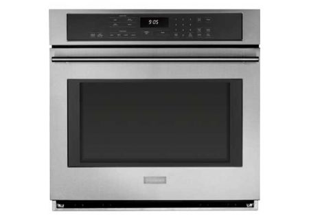 "Monogram 30"" Stainless Steel Electric Wall Oven - ZET9050SHSS"