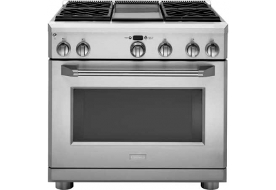 Monogram - ZGP364NDRSS - Gas Ranges