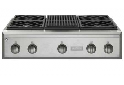 Monogram - ZGU364NRPSS - Gas Cooktops