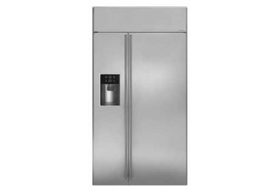 Monogram - ZISS420DHSS - Built-In Side-by-Side Refrigerators