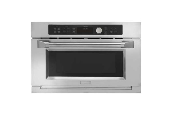 "Monogram 30"" Stainless Steel Built-In Electric Oven - ZSC1202JSS"