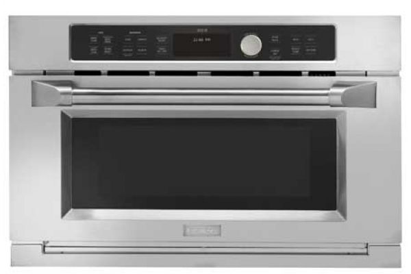 """Monogram 30"""" Stainless Steel Built-In Electric Oven - ZSC2202JSS"""