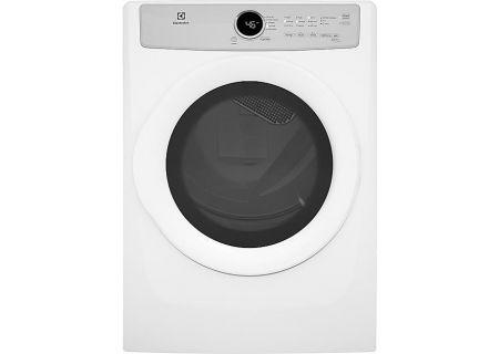Electrolux Island White Gas Dryer - EFDG317TIW