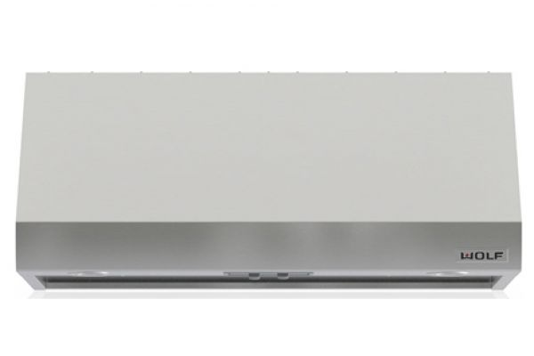"""Wolf 42"""" Pro Stainless Steel Wall Hood Shell - PW422418"""