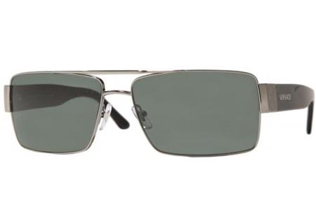 Versace - 2075 100/171 - Versace Mens Sunglasses