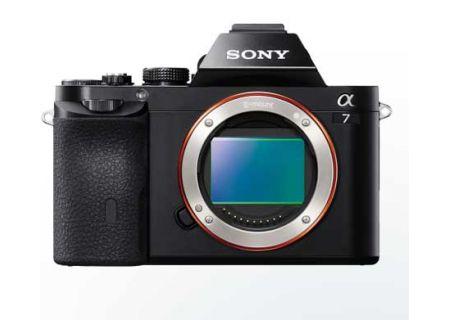 Sony - ILCE7K/B - Digital Cameras