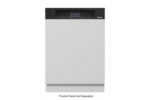 "Large image of Miele 24"" Panel-Ready Semi-Integrated Dishwasher XXL w/ AutoDos - 11388290"