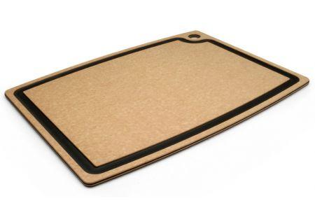 """Epicurean Gourmet Series 19.5"""" x 15"""" Natural Cutting Board - 00320150102"""