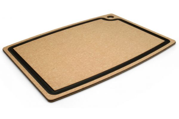 """Large image of Epicurean Gourmet Series 19.5"""" x 15"""" Natural Cutting Board - 00320150102"""