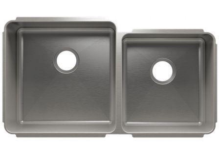 Julien Classic Double Bowl Undermount Stainless Steel Kitchen Sink - 003236