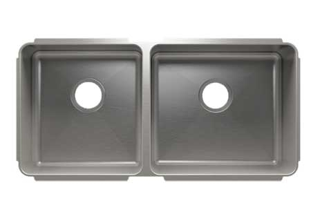 Julien Stainless Steel Undermount Double Bowl Sink  - 003249