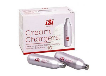 iSi 10 Pack N20 Cream Chargers - 0087