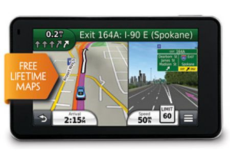 Garmin - 010-00009-20 - Portable GPS Navigation