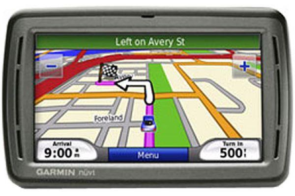 Garmin Nuvi 850 GPS Navigation System - 0100057720