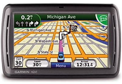 Garmin - 0100057731 - Portable GPS Navigation