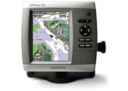 Garmin - 010-00614-00  - Marine GPS