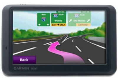 Garmin - 010-00715-20 - Portable GPS Navigation