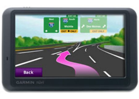 Garmin - 010-00715-00 - Portable GPS Navigation
